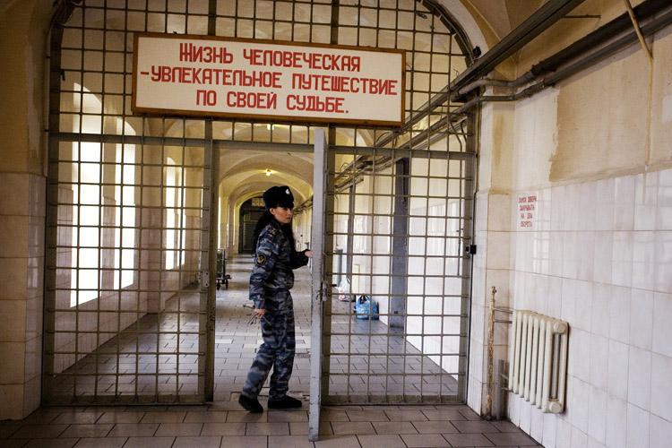 фото тюрьмы бутырка внутри